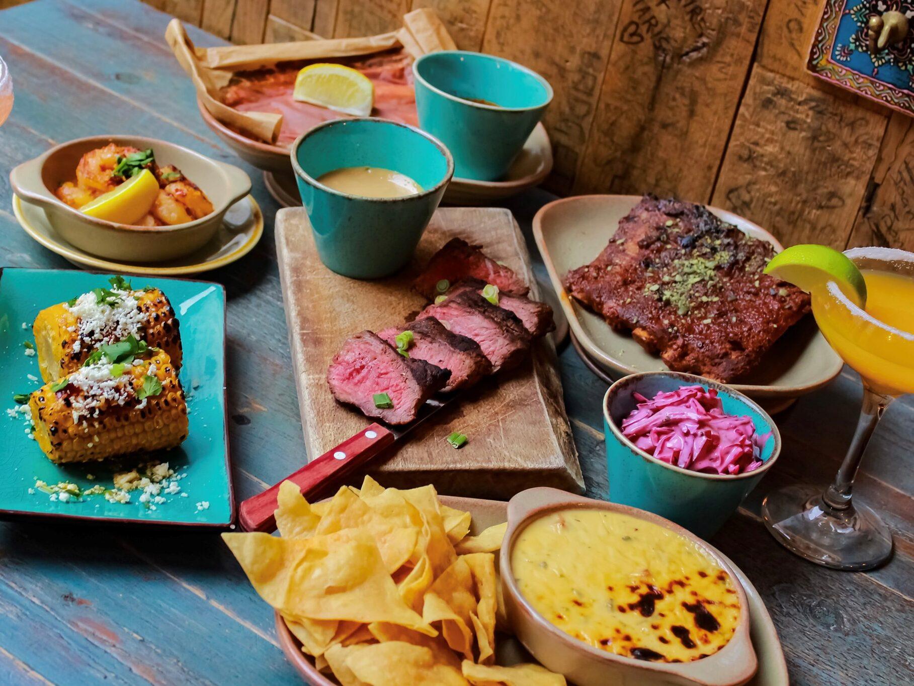 Topolabamba Mexican Restaurant Glasgow City Centre