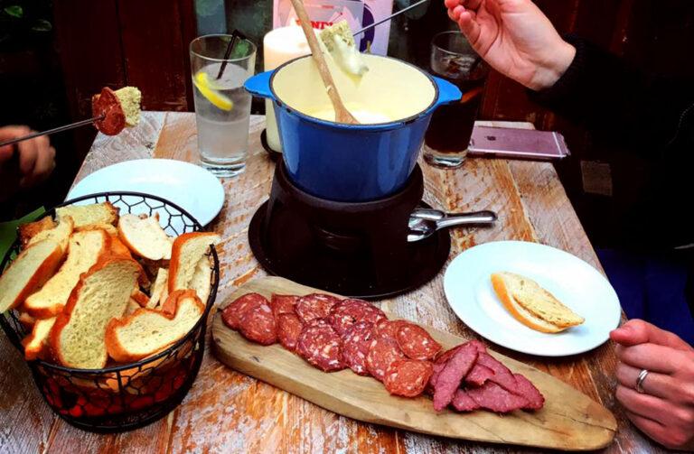 Glasgow's Cheesiest Dishes