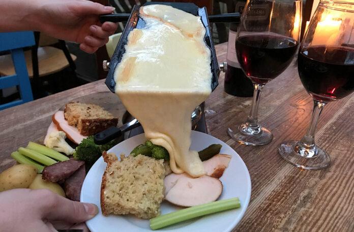 Brel Raclette & Wine
