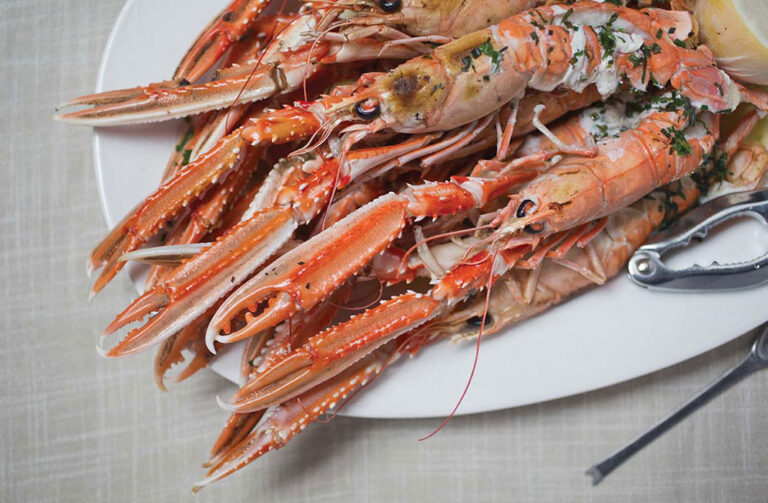 Glasgow's Best Seafood Restaurants