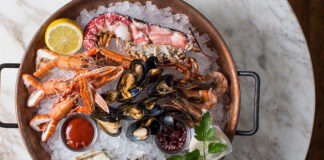 Hutchesons Fruits De Mer