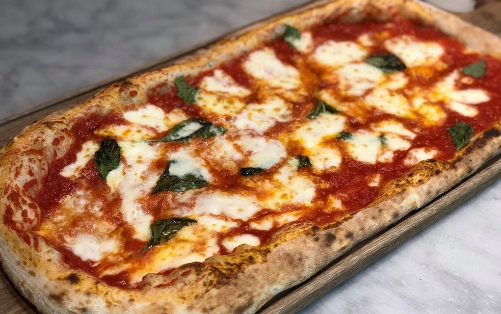Pizza Baffo I Love Glasgow