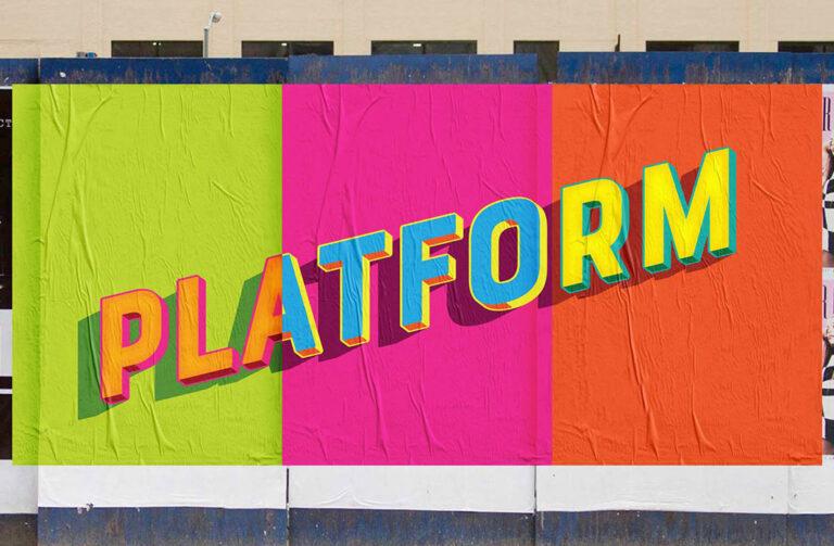 Platform at Argyle Street Arches