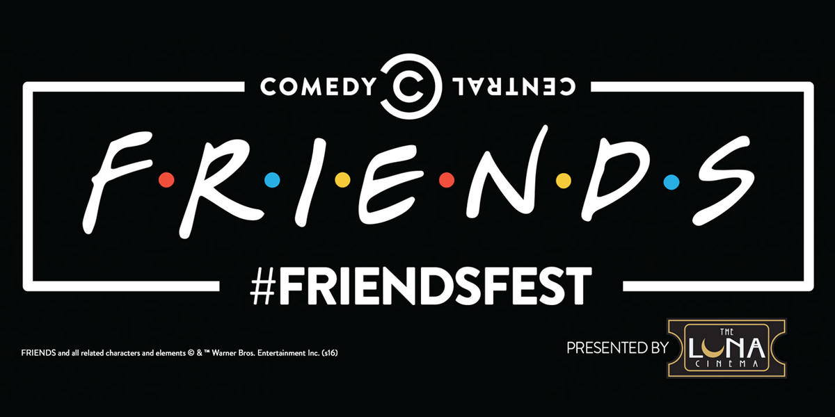 FriendsFest Glasgow 2018