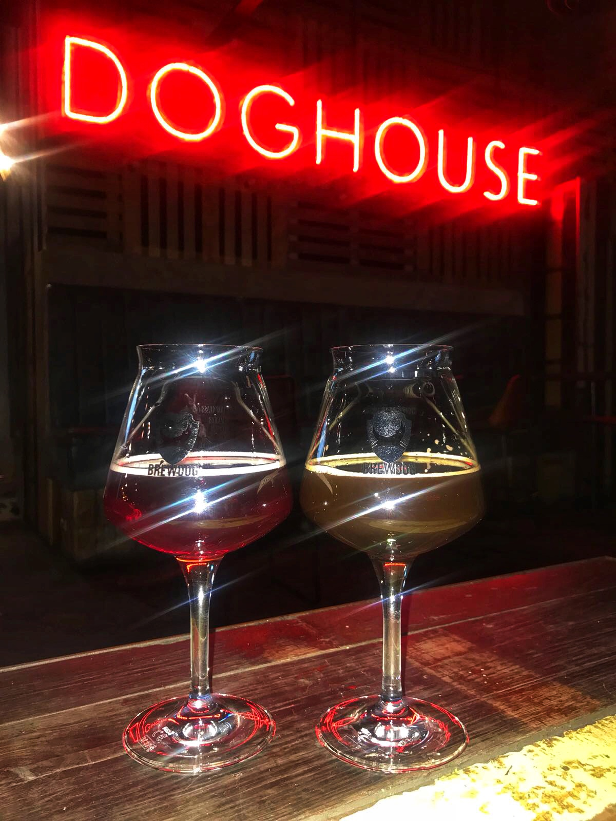 Doghouse BrewDog Glasgow