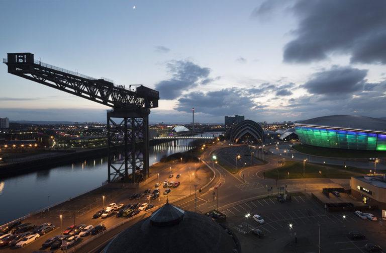 Introducing Glasgow's First Sky Bar!