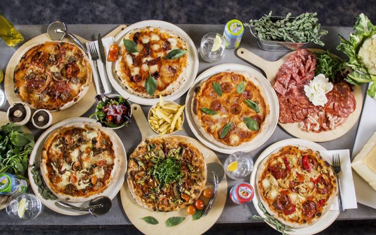Romans Pizzeria – 100 Free Pizzas!