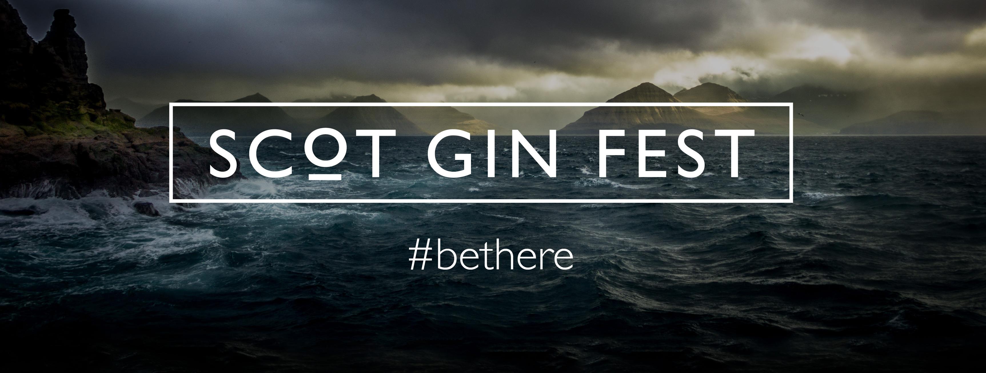 Scot Gin Fest 2018