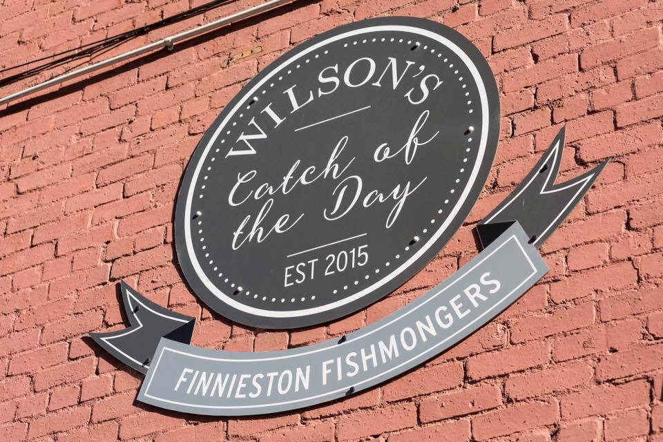 Wilson's Catch of the Day Fishmongers