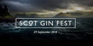 Scot Gin Fest 2018 Glasgow
