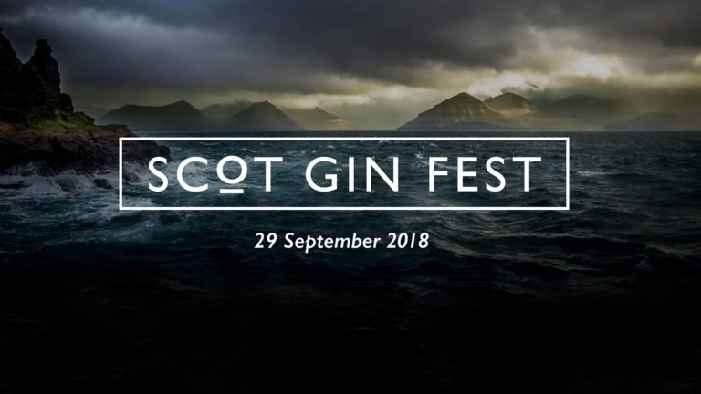 Scottish Gin, Oysters & Cocktails – Scot Gin Fest is Back!