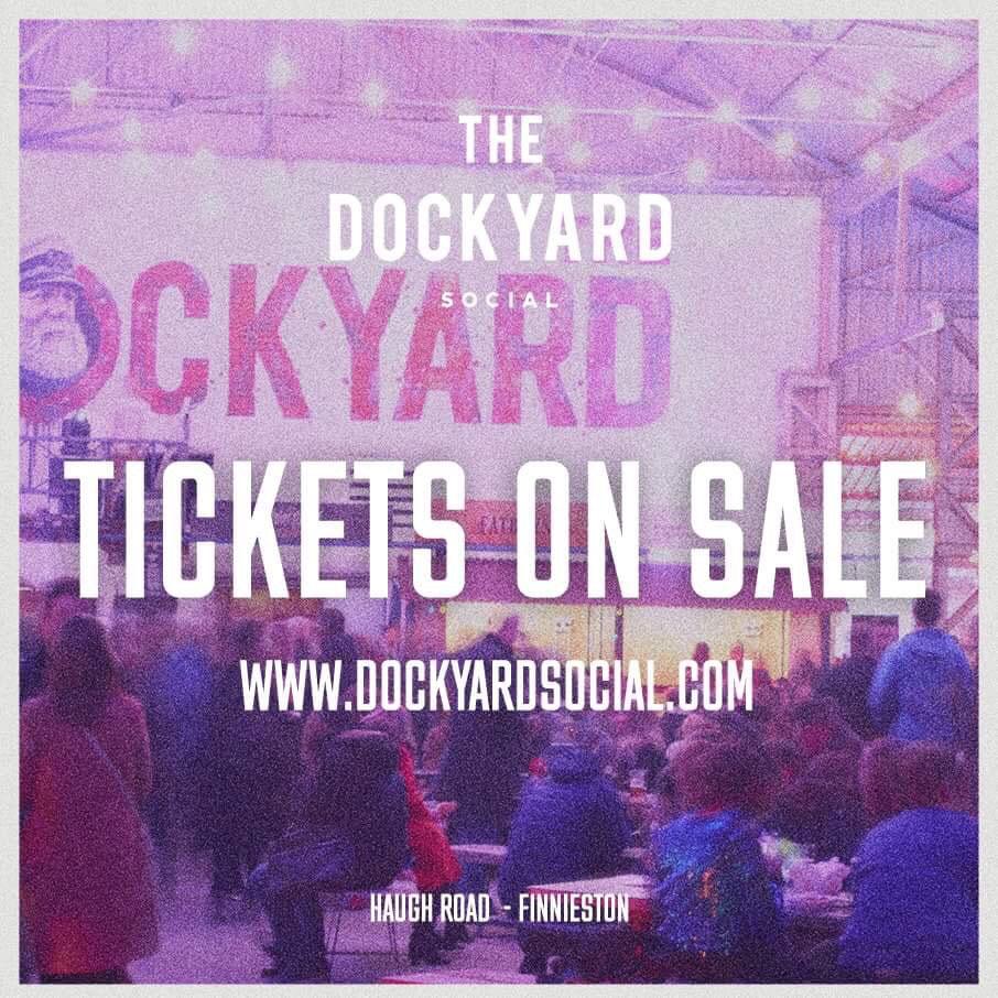 Dockyard Social Tickets