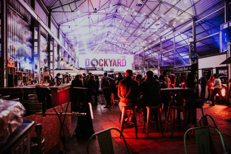 The Dockyard Social – To Launch Indoor Gin Garden!