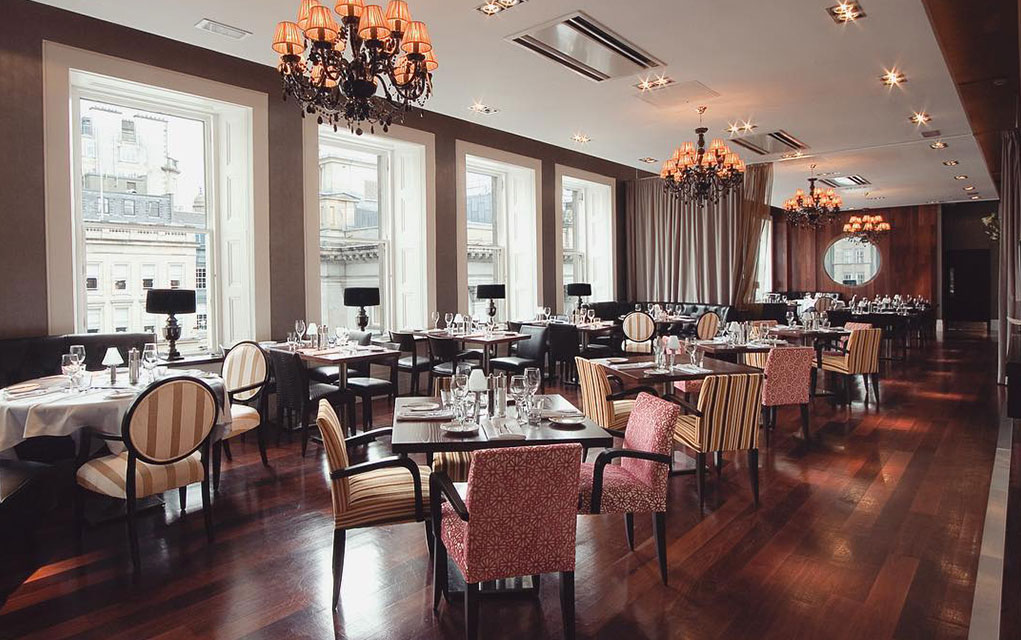 Glasgow's Best Steakhouse Grill Room at 29