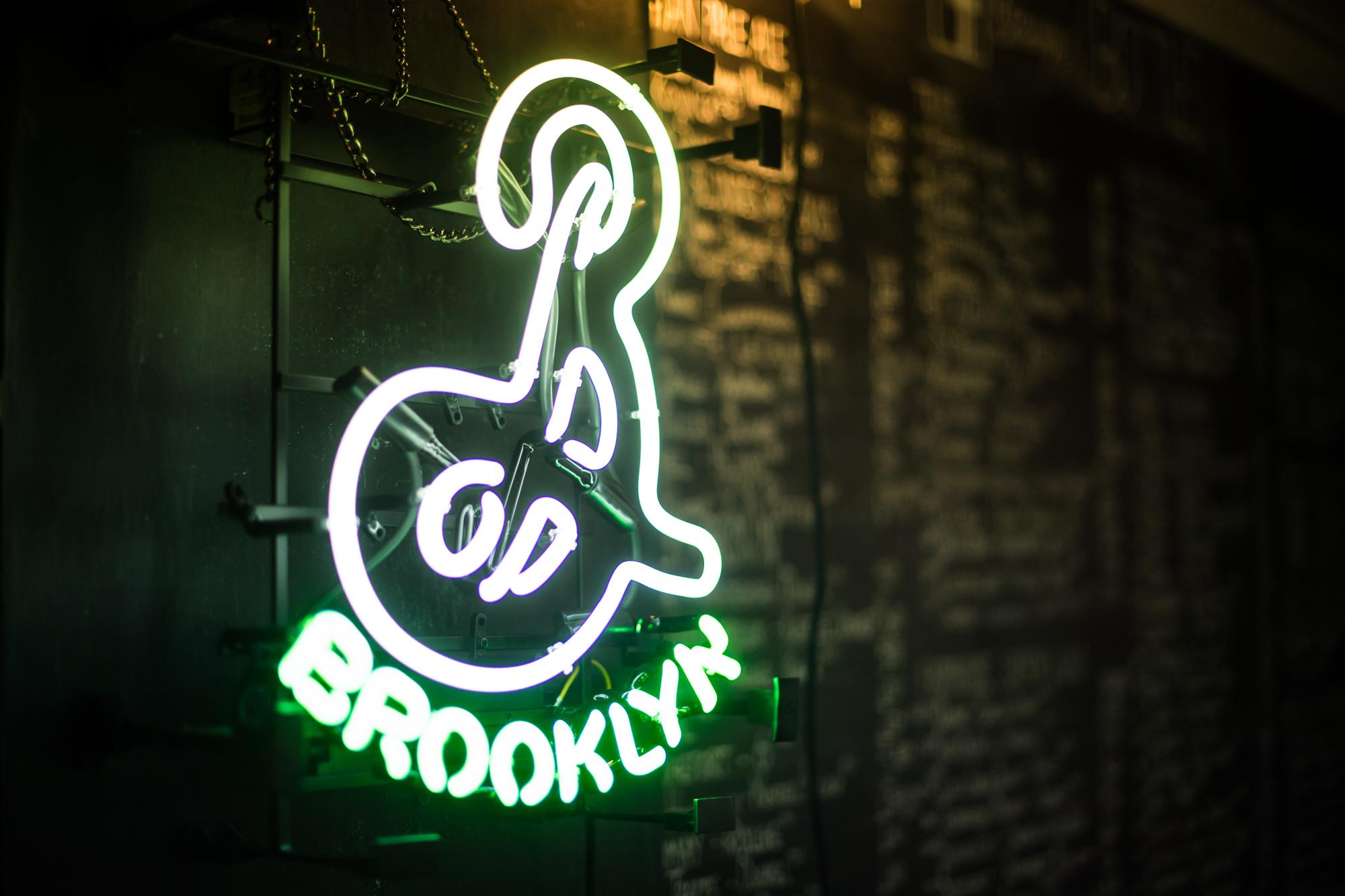 Brooklyn Brewery Glasgow