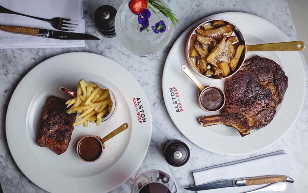 Glasgows Best Steak Alston Bar and Beef