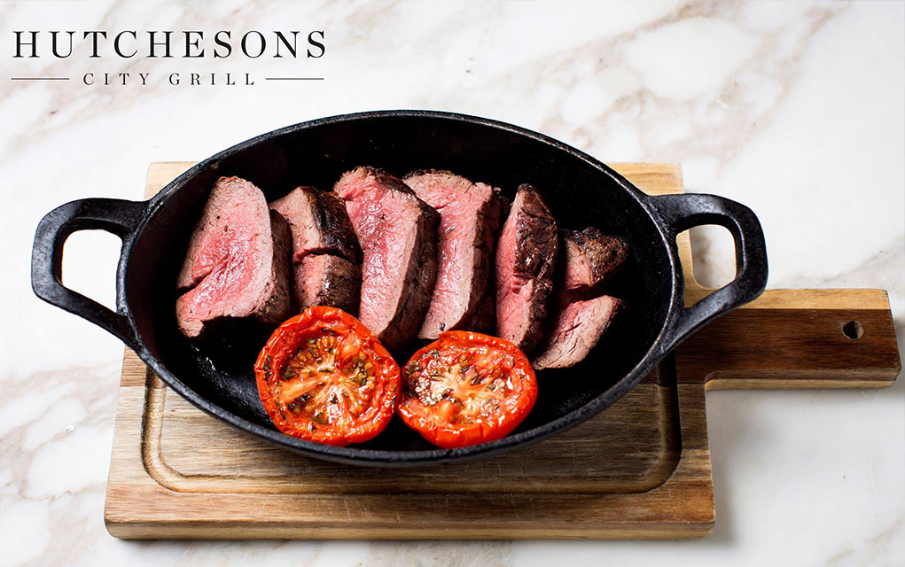 Glasgow's Best Steakhouse - Hutchesons City Grill