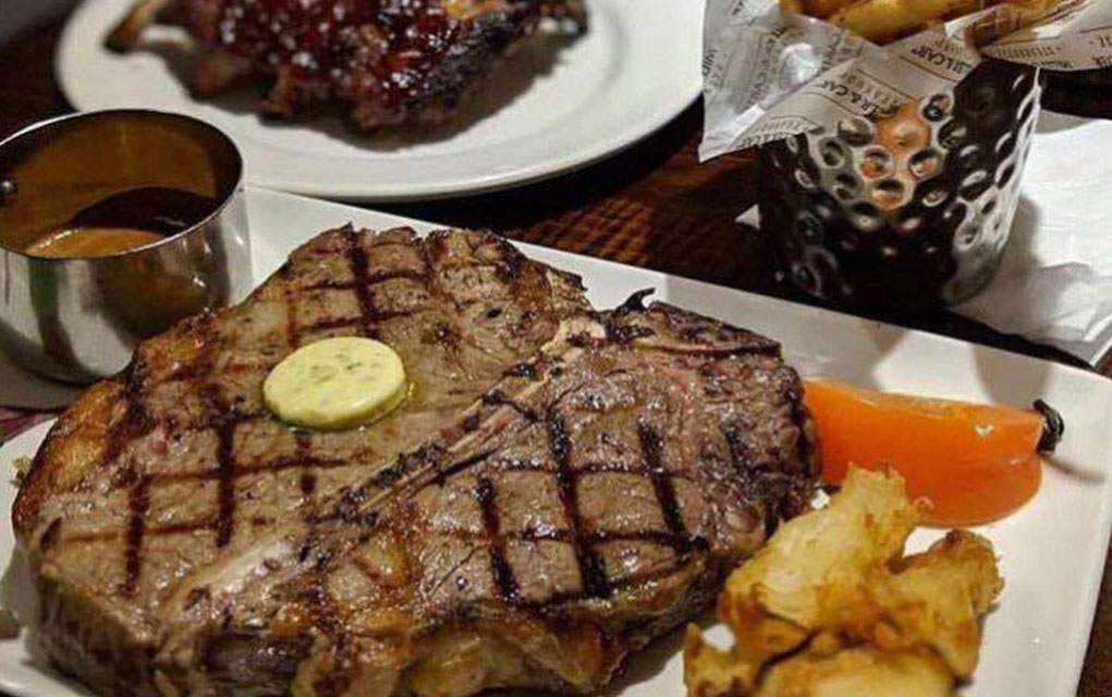 Glasgow's Best Steakhouse - Miller and Carter