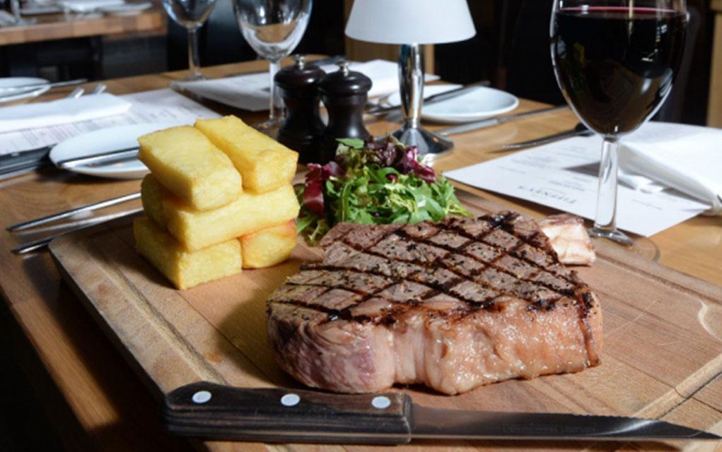 Glasgow's Best Steakhouse - Tiffney's