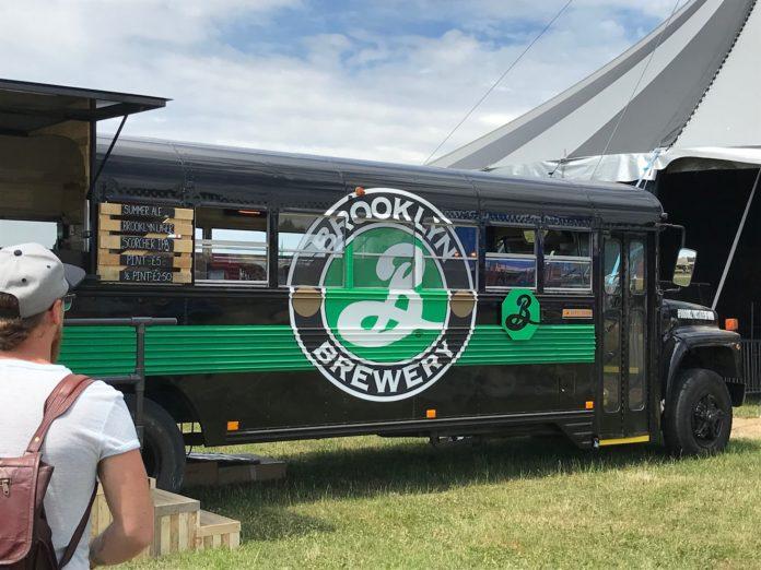 Brooklyn Brewery On Tour Glasgow