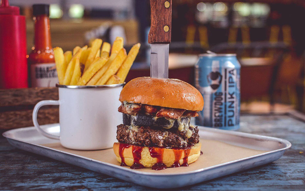 Brewdog DogHouse - Glasgow's Best Burger