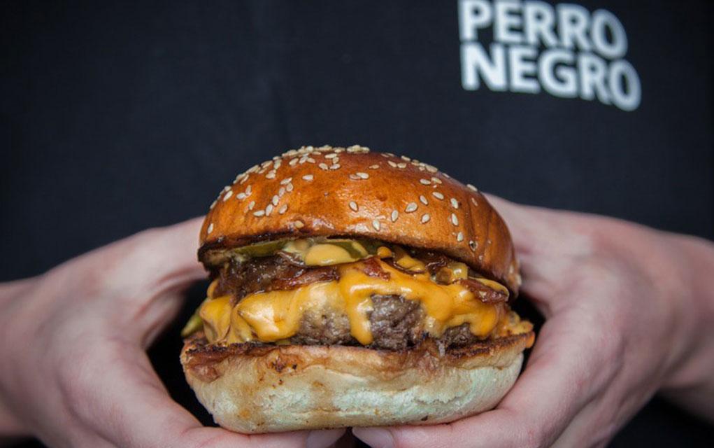 El Perro Negro - Glasgow's Best Burger