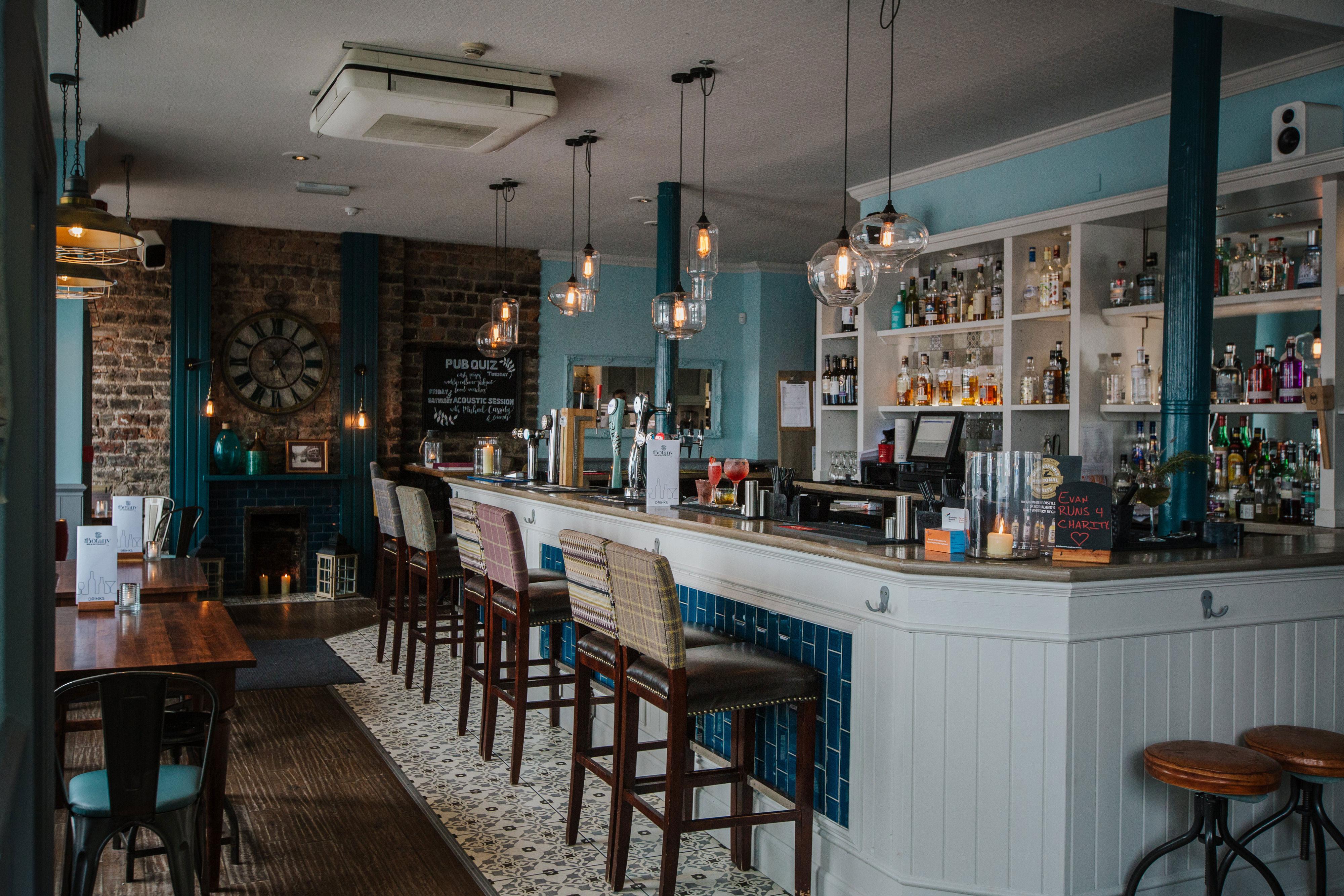 The Botany Bar Maryhill