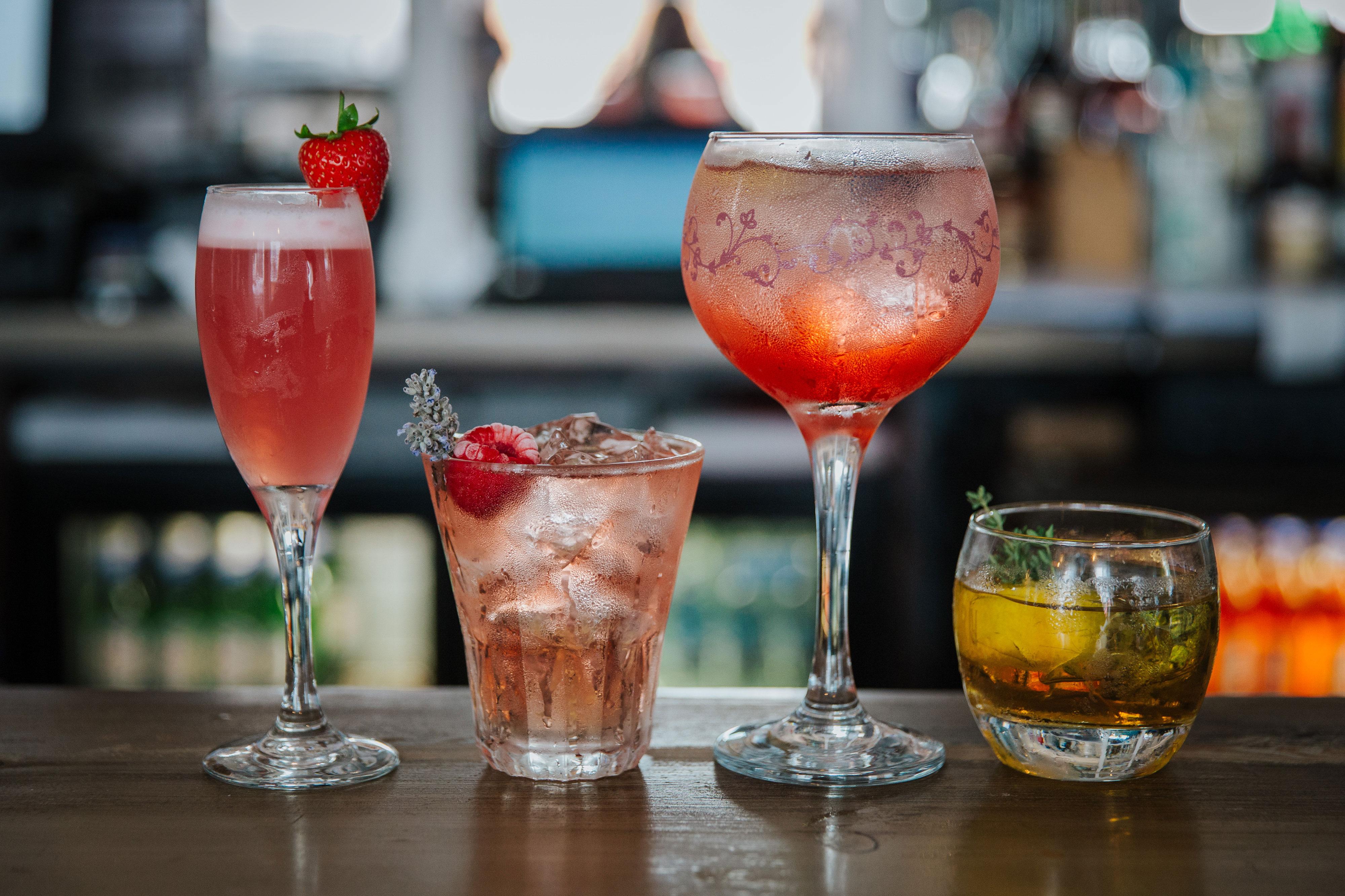 The Botany Cocktails Maryhill