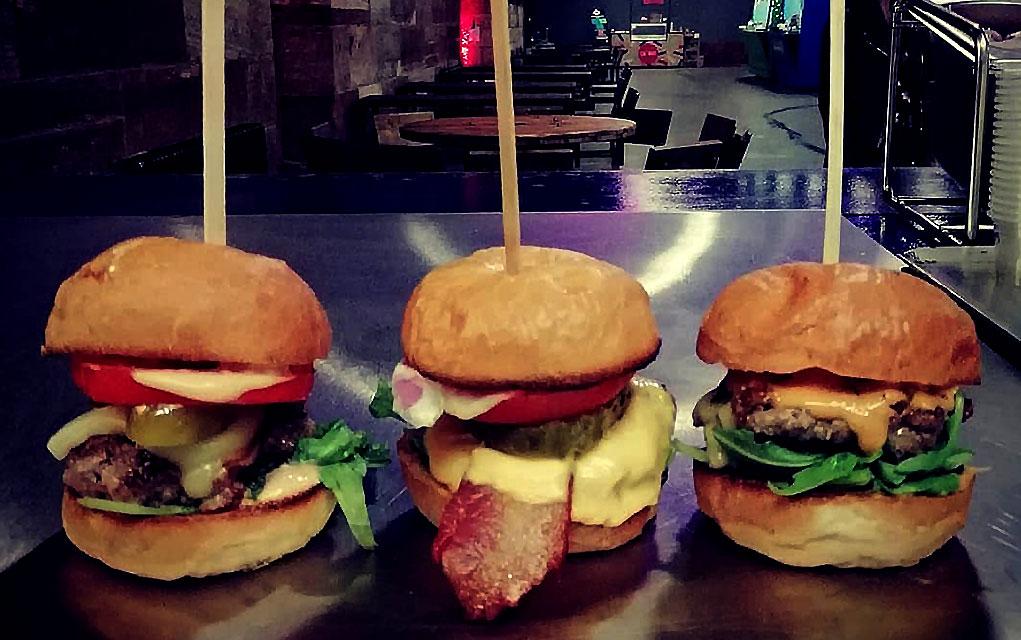Tiny Dancer's - Glasgow's Best Burger