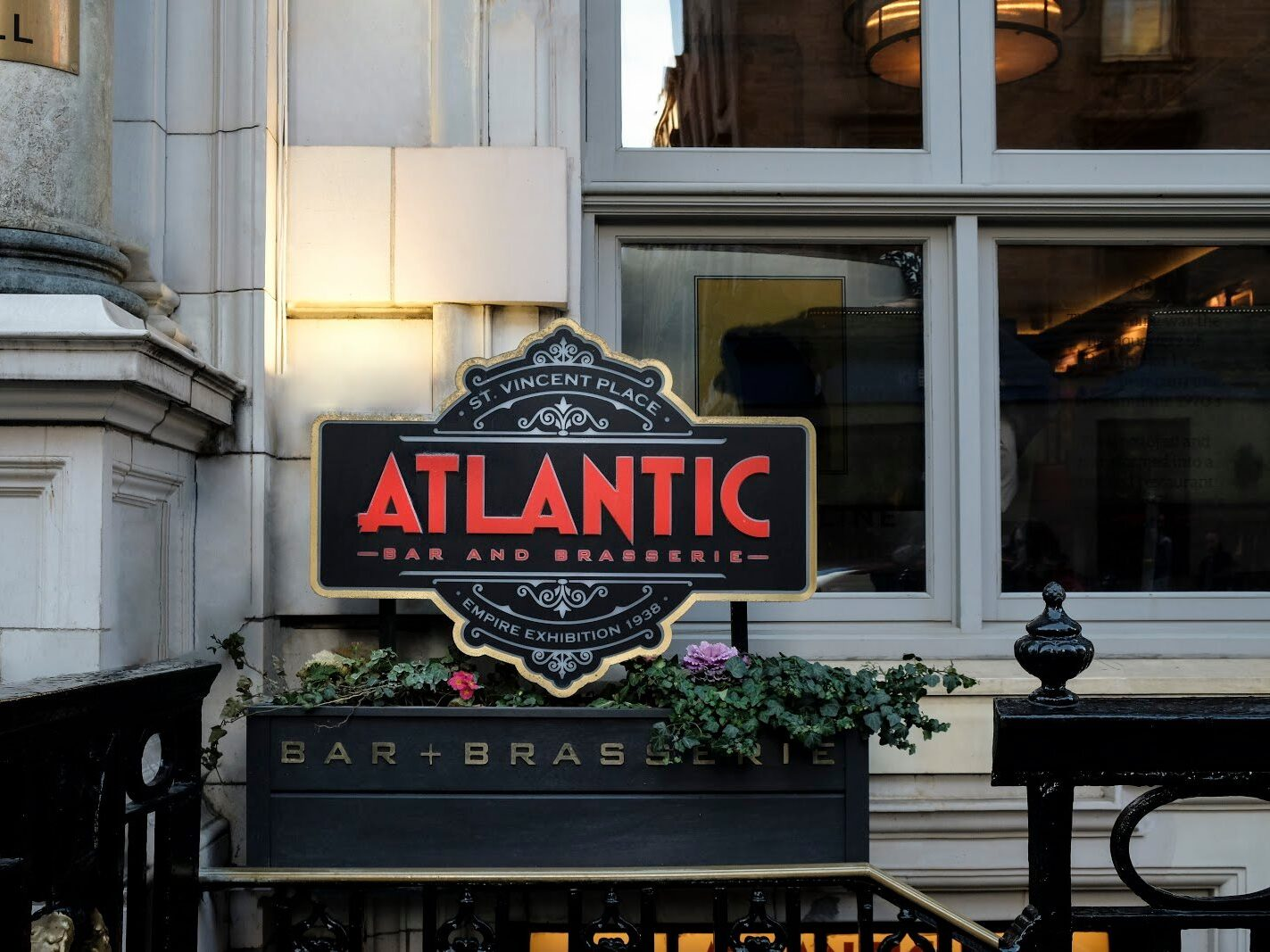 Atlantic Bar & Brasserie Glasgow City Centre