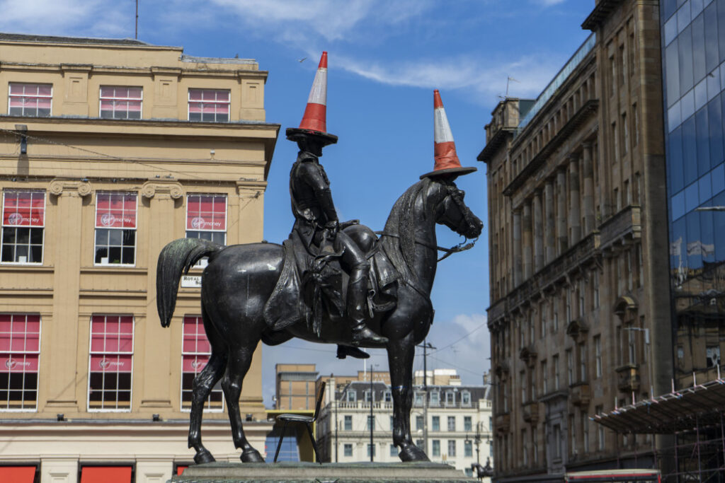 Glasgow Voted Friendlest City in the World