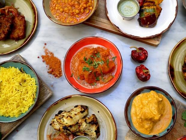 Chaakoo West End Glasgow Indian Restaurant